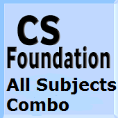 CS Foundation Complete Package June 2016