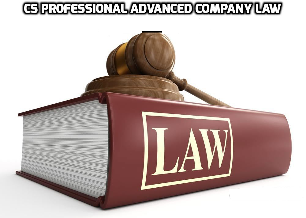 CS Professional Advanced Company Law and Practice L K Soni
