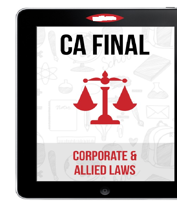 CA Final Corporate And Allied Laws L K Soni