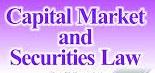 CS Executive Paper 6 Capital Market and Security law by Prof Karan Mansukhani
