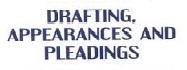 CS Professional Paper 8  Drafting  Appearances and pleading June 2016  by Prof Sagar Gaba
