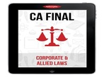 CA Final Corporate Law and Allied Laws CA Padma Jain