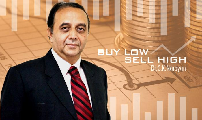 Stock Market Applying Fibonacci Techniques Dr C K Narayan
