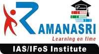 Ramanasri ias ifos institute