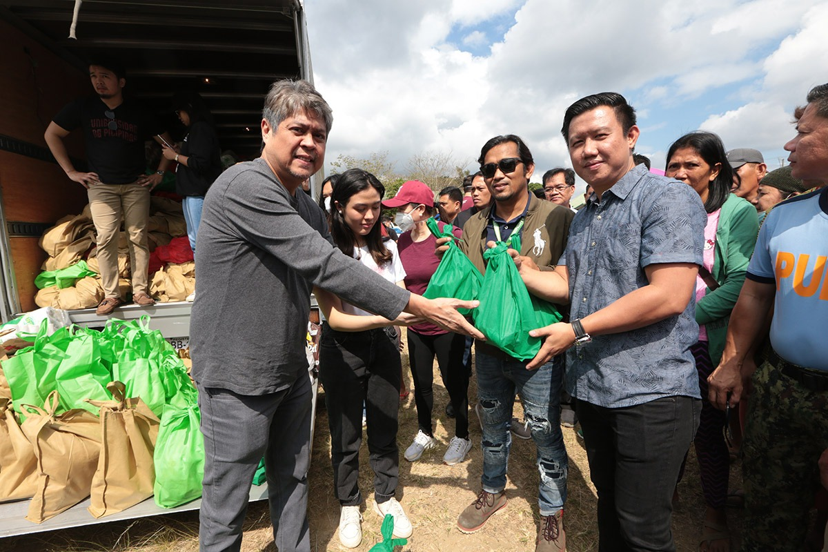 Tagaytay Relief Operations