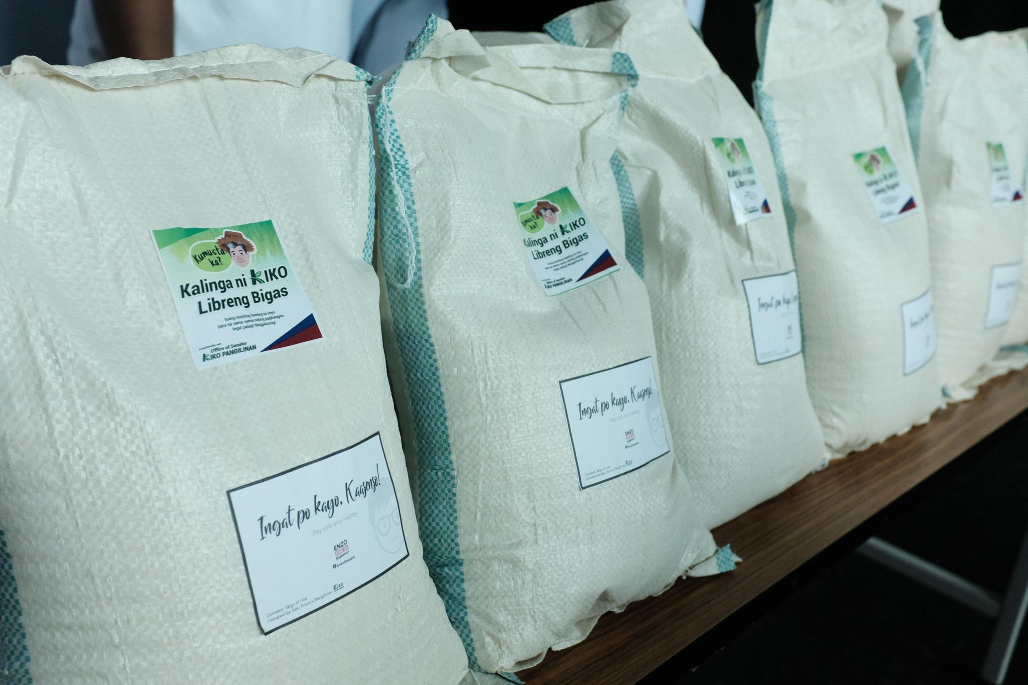Malabon City Relief Operation