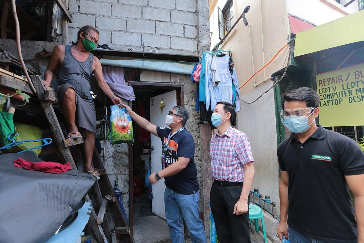 Quezon City Relief Operation