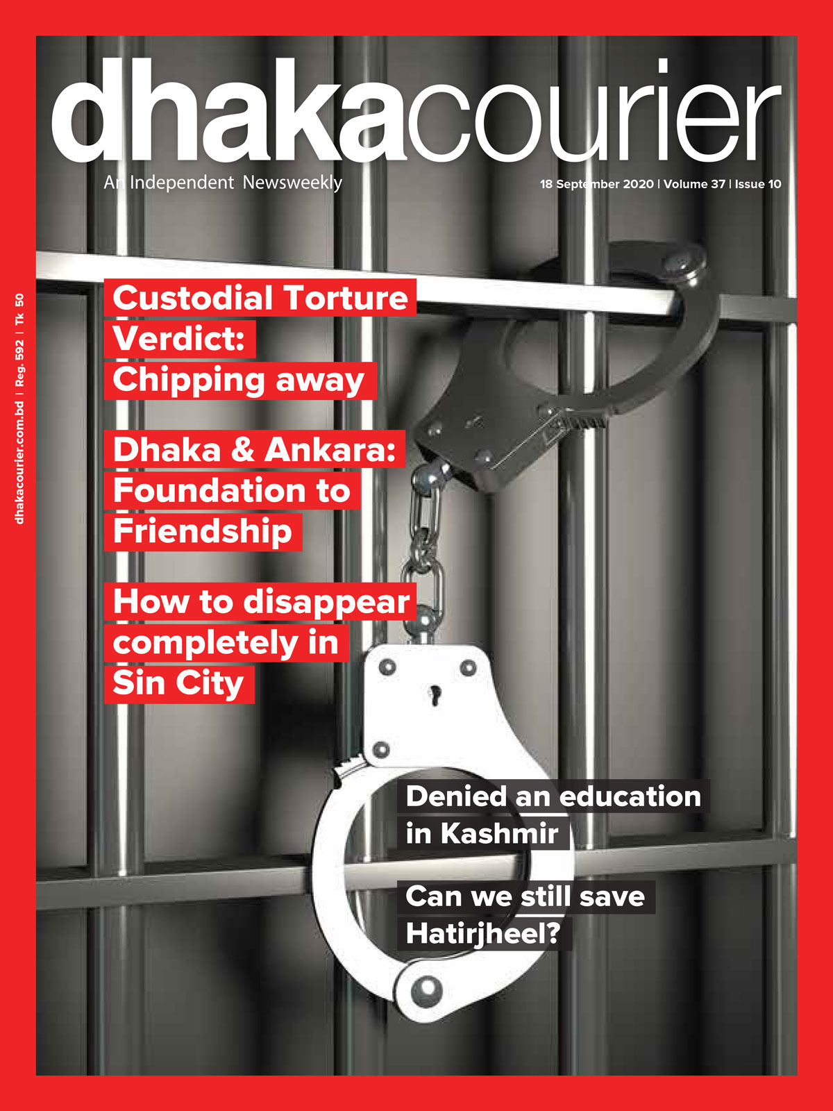 DhakaCourier Vol 37 Issue 10