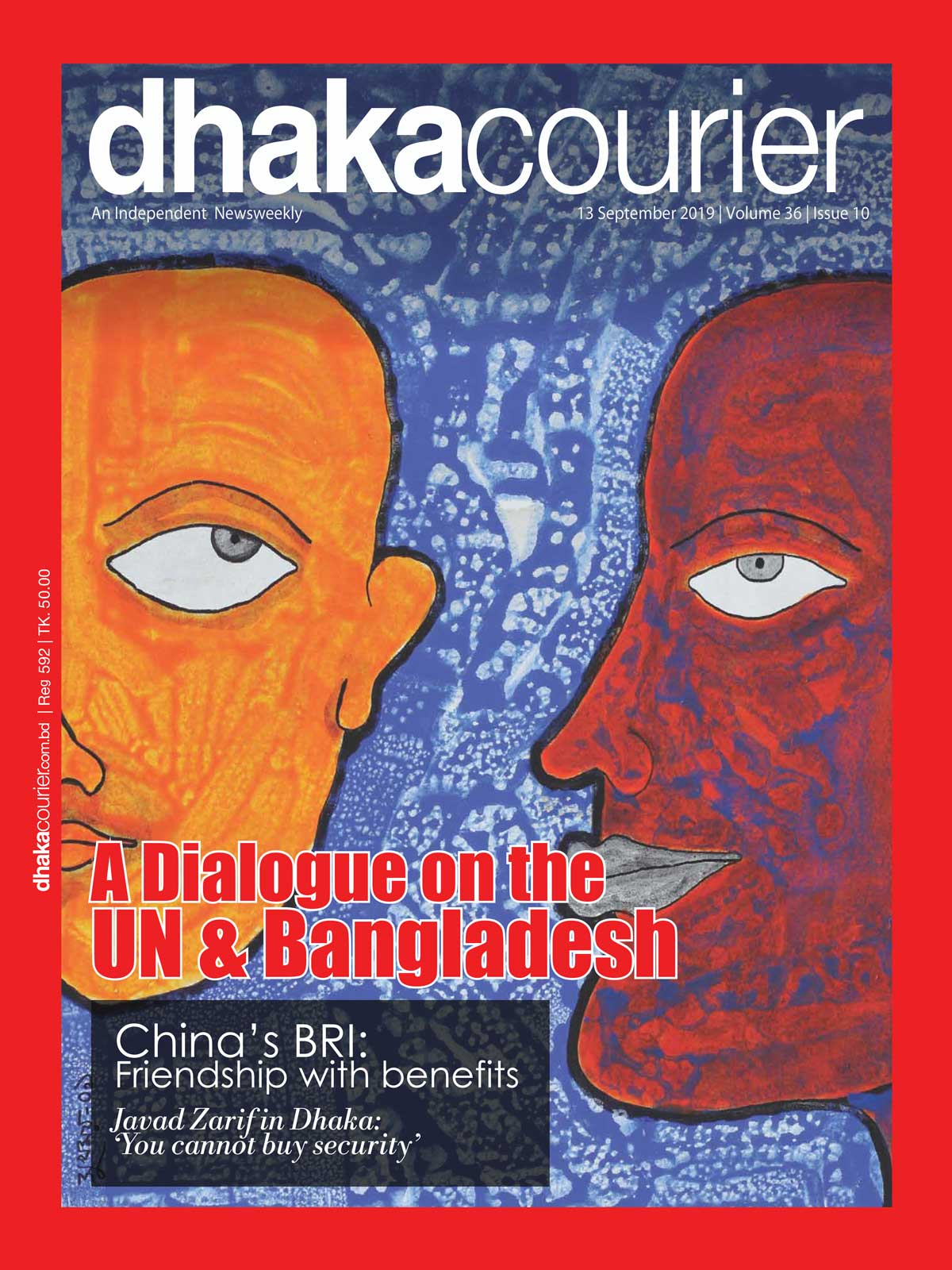 DhakaCourier Vol 36 Issue 10