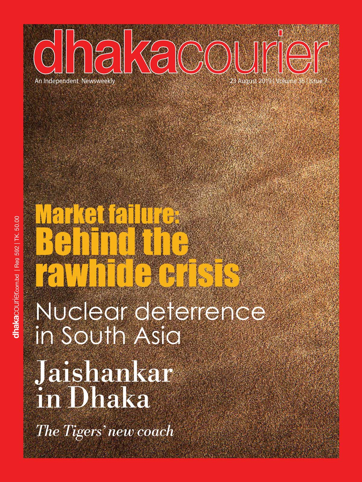 DhakaCourier Vol 36 Issue 07