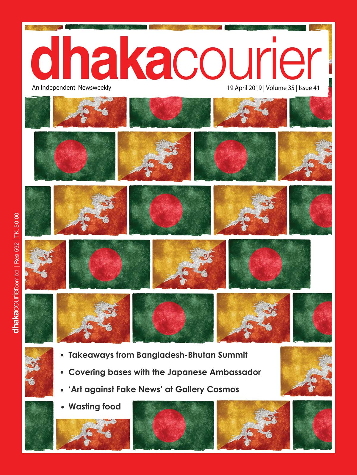 DhakaCourier Vol 35 Issue 41
