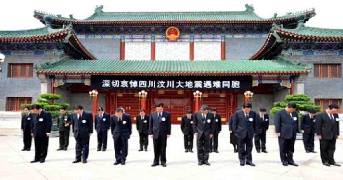 চীনে করোনায় মৃতদের স্মরণে শোক পালন, বাংলাদেশের সহানুভূতি