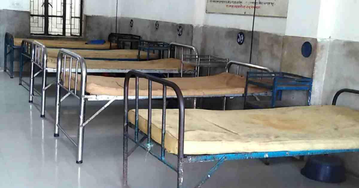 করোনা আতঙ্কে রোগী শূন্য ঝালকাঠি সদর হাসপাতাল