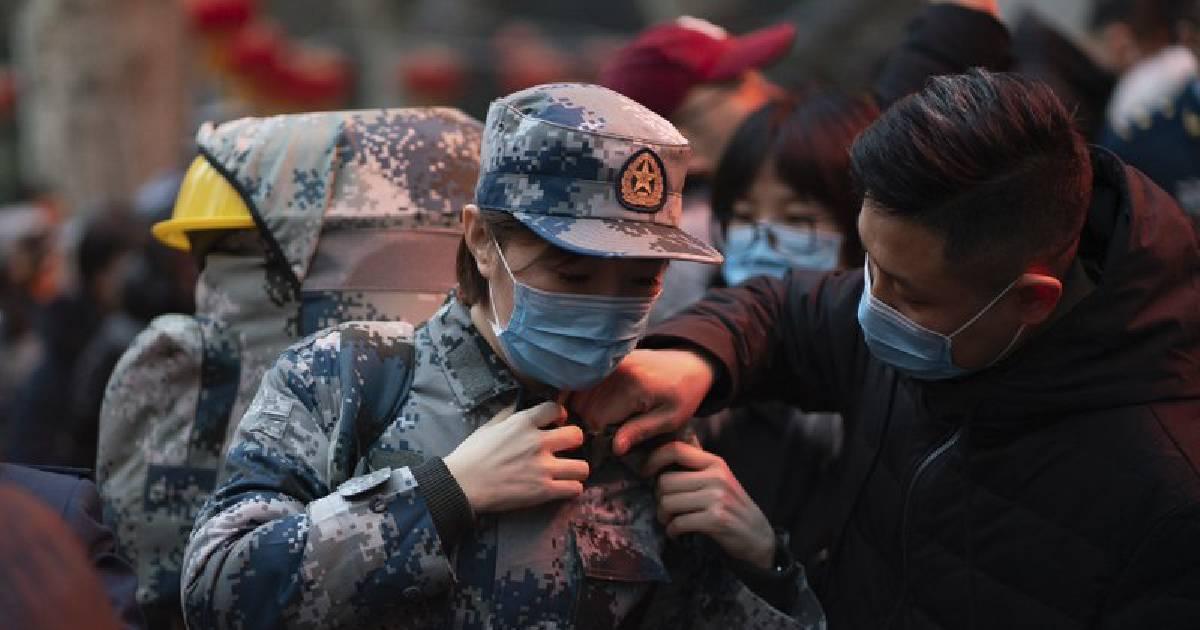 করোনাভাইরাস: চীনে মৃতের সংখ্যা বেড়ে ৫৬