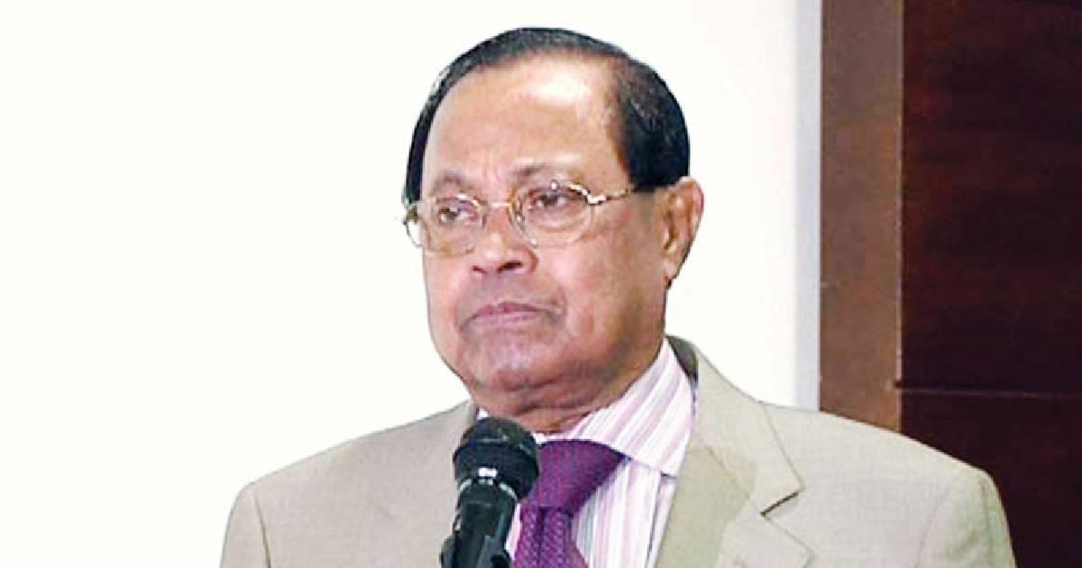 সিটি নির্বাচনের আয়োজন লোক দেখানো: মওদুদ