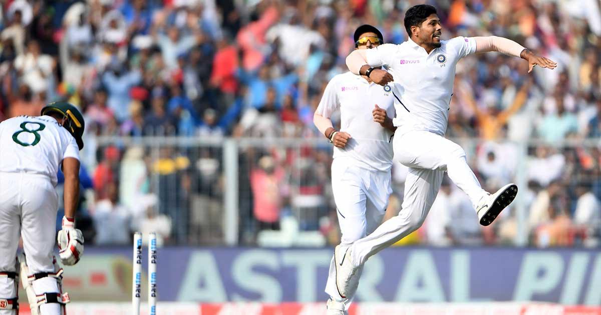 গোলাপী বলে বিধ্বস্ত বাংলাদেশ, ১০৬ রানেই অলআউট