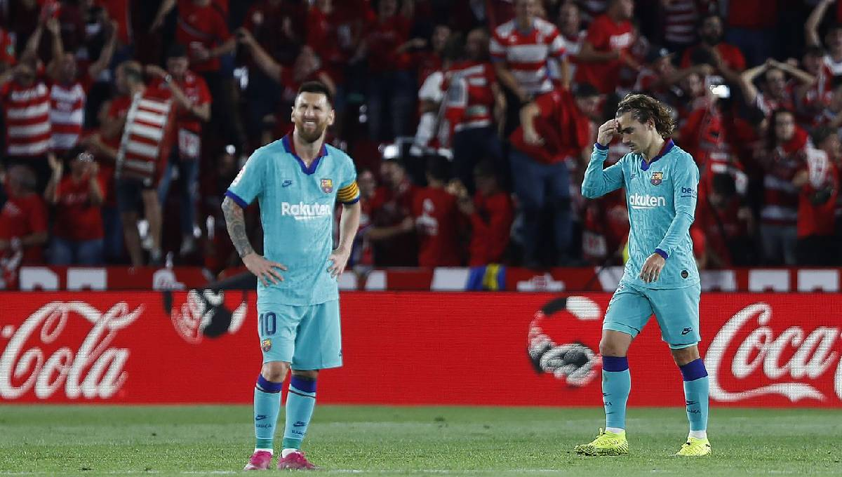 Barcelona loses in its worst start in Spain for 25 years