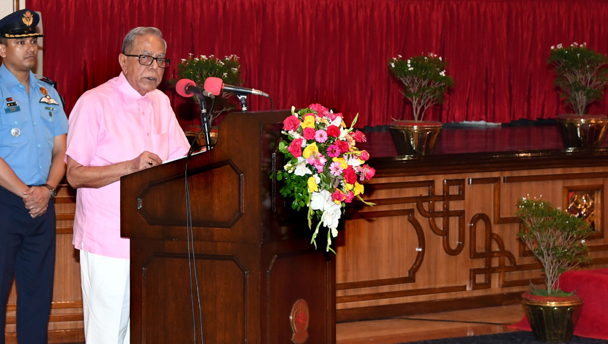 Irregularities in fisheries, livestock sectors must be eliminated: President