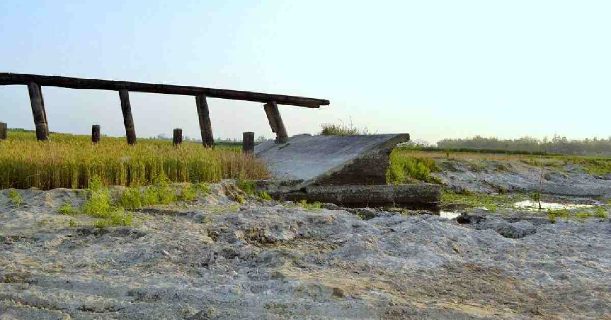 People suffer as demand for a RCC bridge goes unheeded