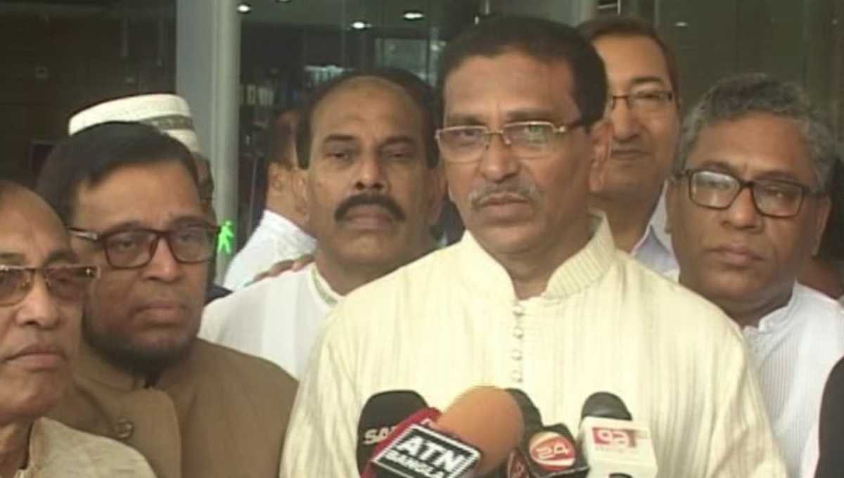 BNP lost moral right to do politics: Hanif