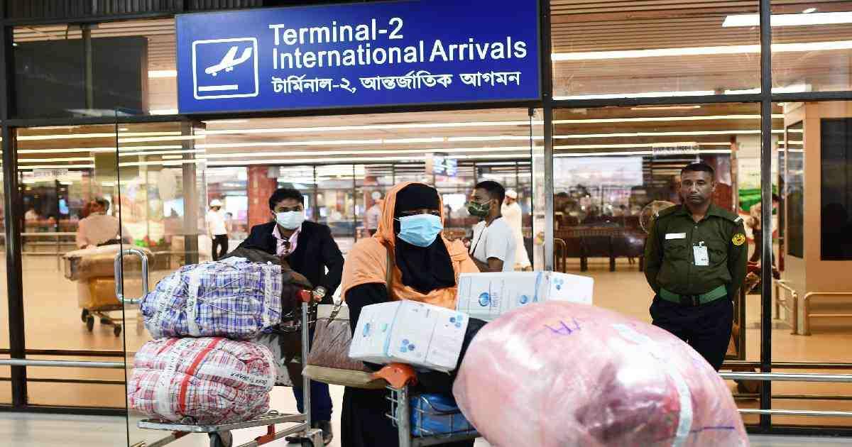 417 stranded Bangladeshis return from Saudi Arabia