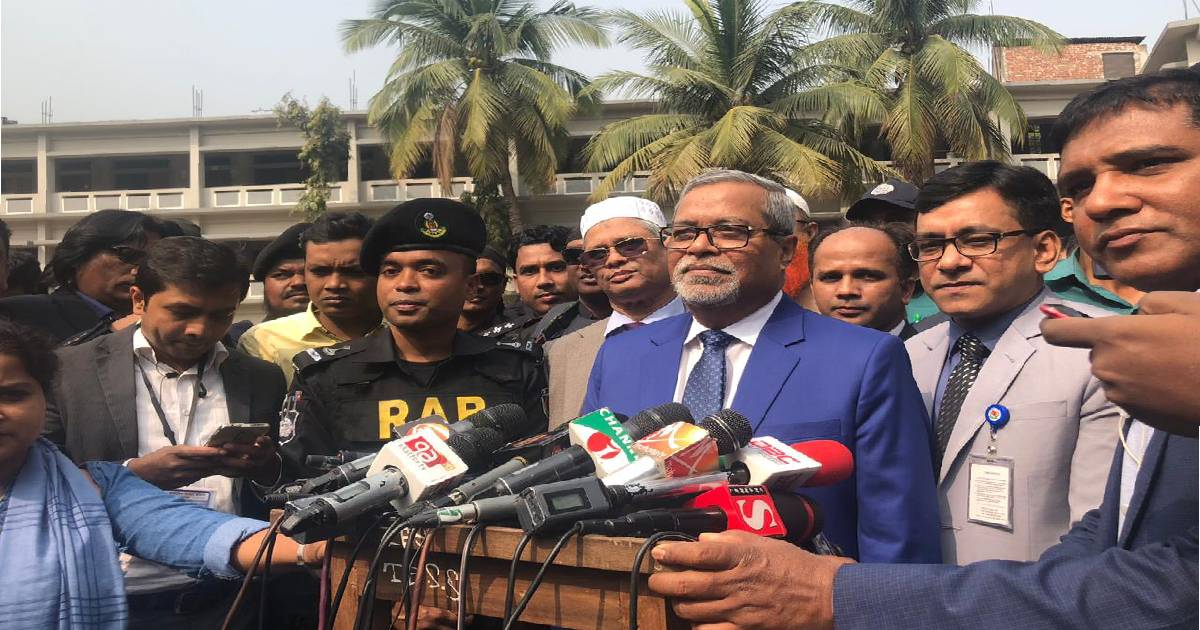 low voter turnout ,  polling centres ,  Dhaka City Election ,  CEC ,  Chief Election Commissioner KM Nurul Huda