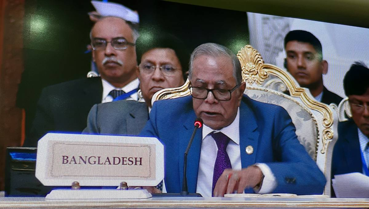 If not resolved, Rohingya crisis may destabilise region, President tells CICA