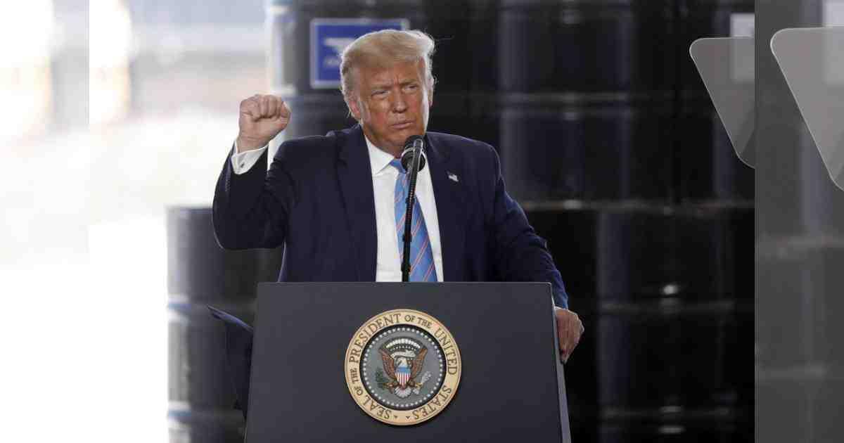 Trump bans US transactions with TikTok, WeChat