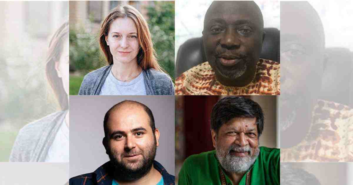 CPJ names Shahidul Alam among four for Int'l Press Freedom Awards 2020