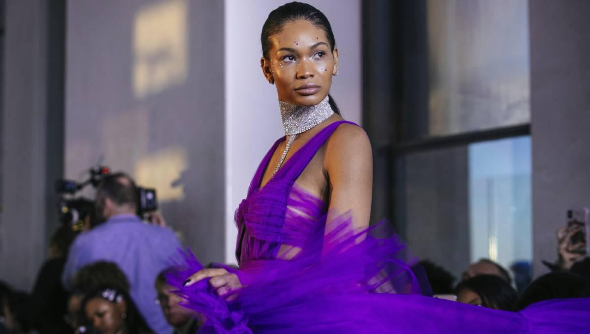 Christian Siriano wins best-view award at NY Fashion Week