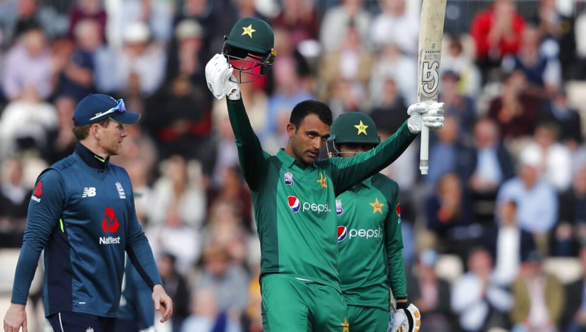 Pakistan falls short as England wins 2nd ODI by 12 runs