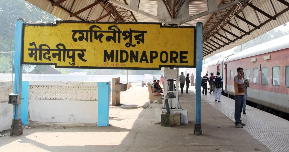 Special cross-border train service arranged for pilgrims to Medinapore