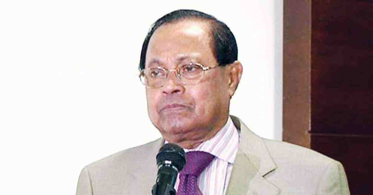 Bangladesh lacks honest politicians: Moudud