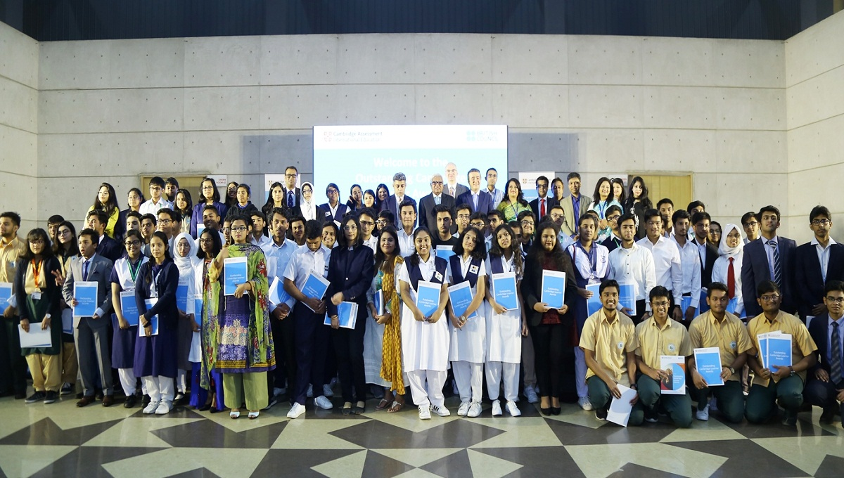 48 Bangladeshi students win Cambridge 'Top in World' awards