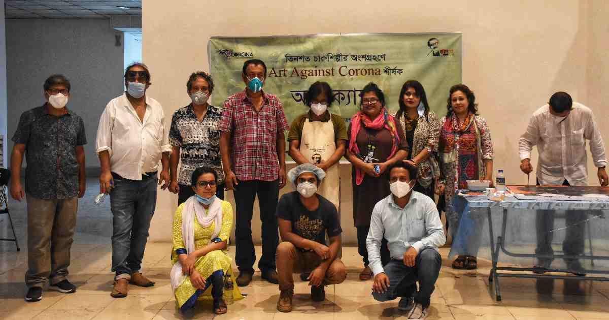 BSA initiates 'Art Against Corona' art camp with 300 artists