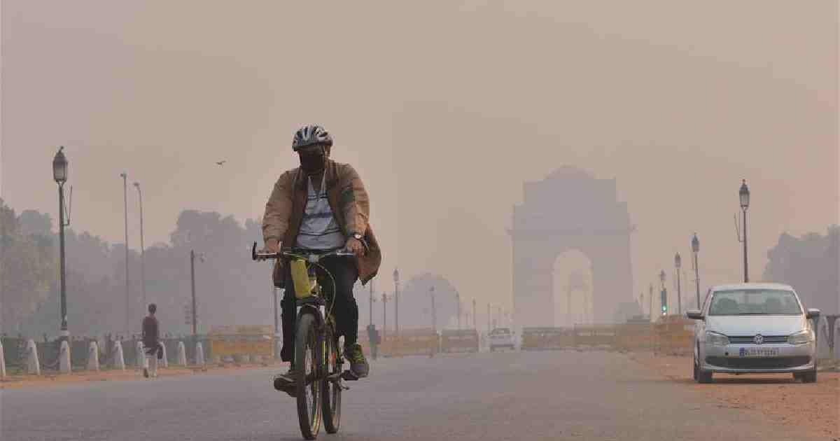New study shows air pollution reduces global health expectancy by 2 years