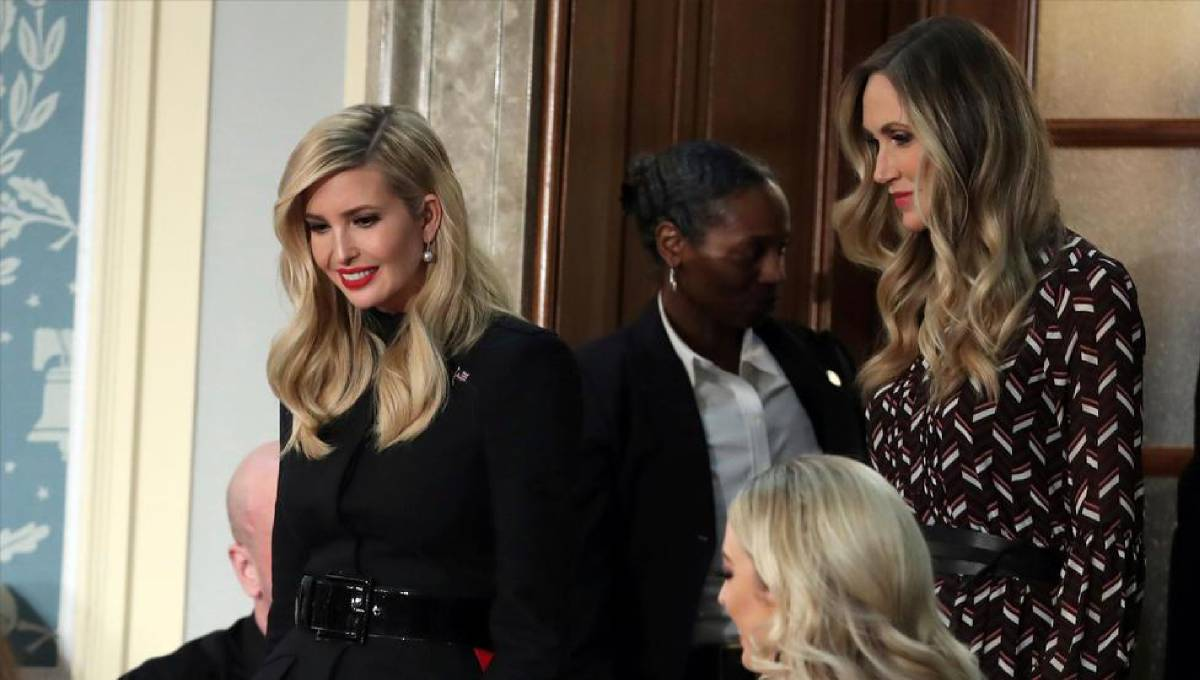 Ivanka Trump unveils White House global women initiative