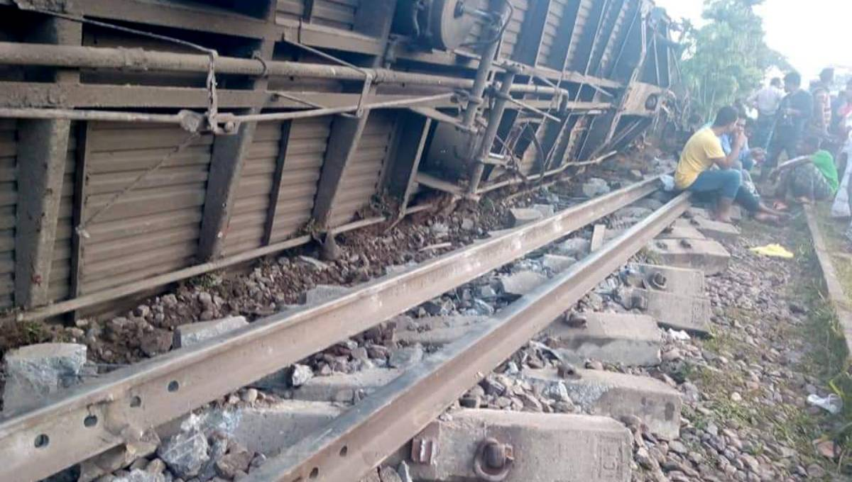 Train Accident: British HC in touch with local authorities