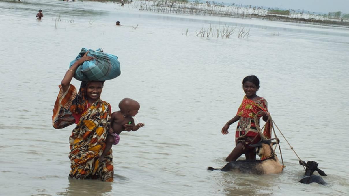 Children ,  UN ,  Climate Change ,  Bangladesh