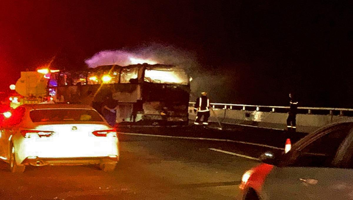 9 Bangladeshis were in KSA bus that crashed Thursday