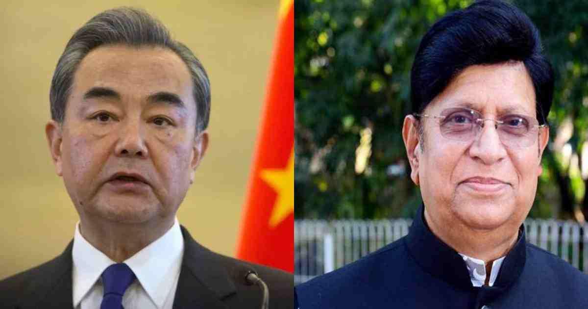 Dhaka, Beijing discuss bringing medical teams, ventilators from China