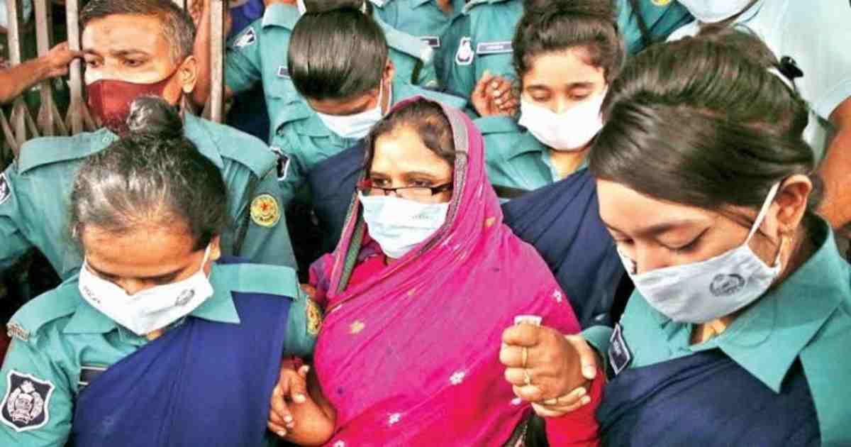 Fake mask scam: DU suspends assist registrar Sharmin Jahan