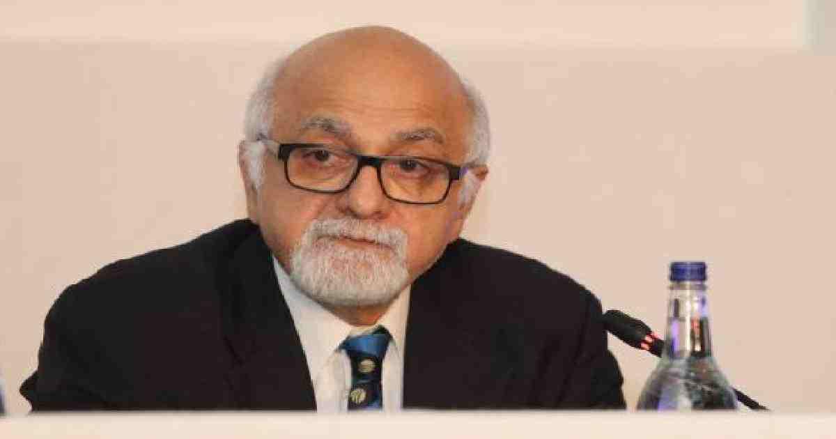 Imran Khwaja made interim ICC chairman