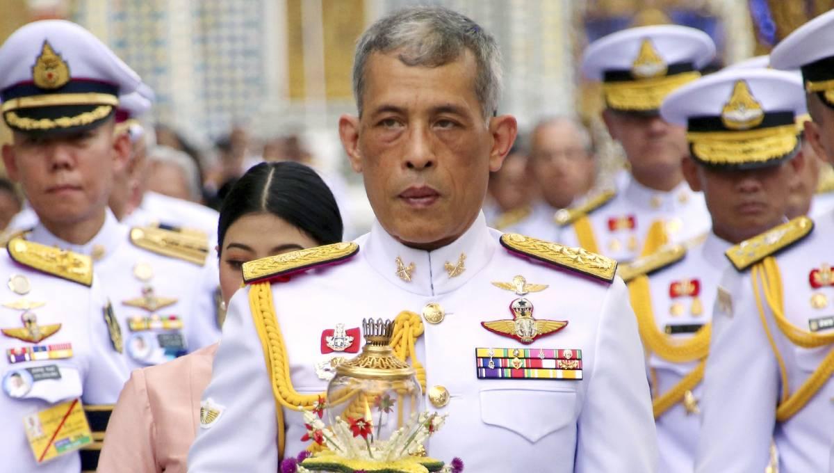 Coronation of Thai King Maha Vajiralongkorn set for May 4