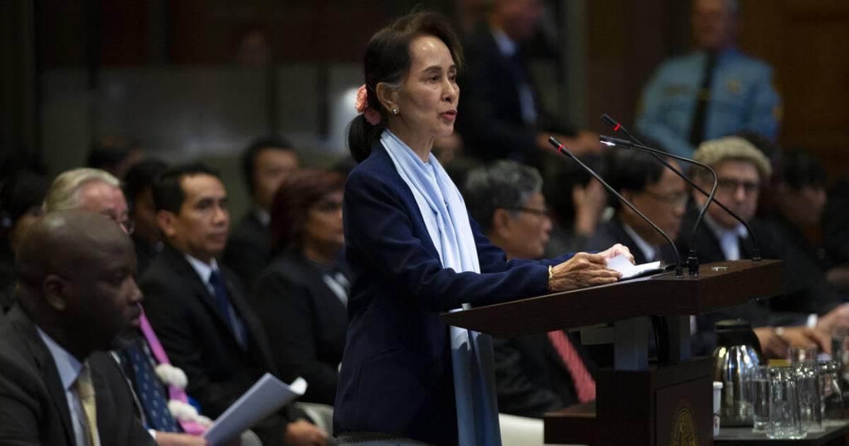 Top UN court ,  Rohingya genocide ,  Aung San Suu Kyi ,  International Court of Justice (ICJ) ,  Rakhine State ,  Genocide ,  Law & Order ,  Myanmar ,  Rohingya