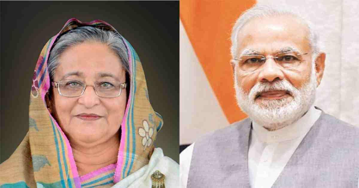 Modi greets Hasina on occasion of Eid