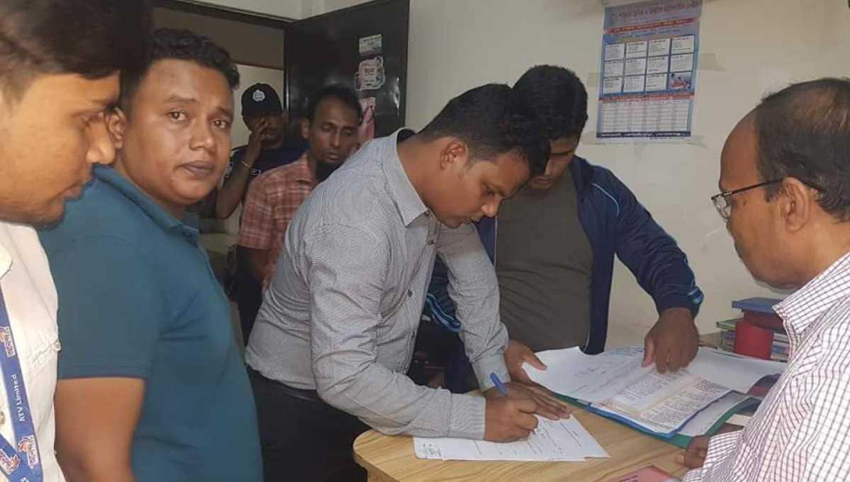 Clinic owner in Gopalganj lands in jail