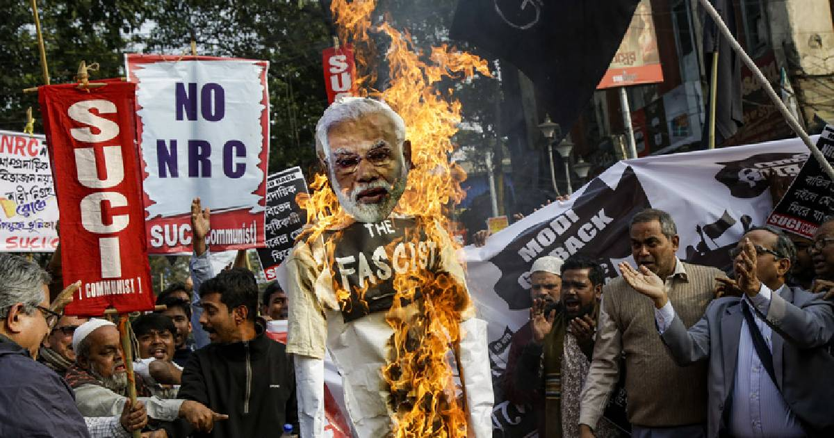 BJP in West Bengal ,  Bharatiya Janata Party ,  citizenship law protests ,  India's ruling party ,  citizenship law
