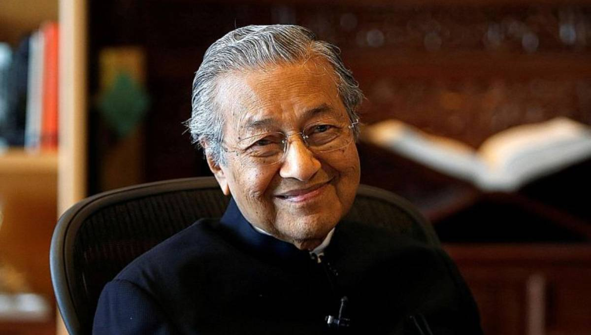 Dr M Picked As Muslim Man Of The Year