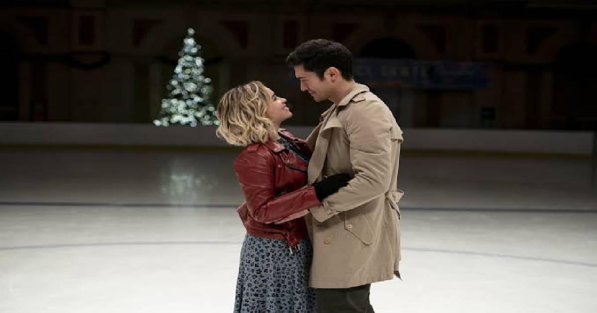 'Last Christmas' ,  rom-com cliche